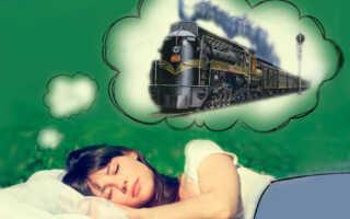 К чему снится электричка, толкование снов по сонникам