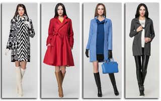 Модные тенденции пальто 2018 года фото