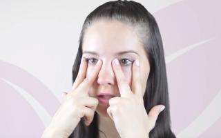 Дряблая кожа под глазами, что делать, как избавиться