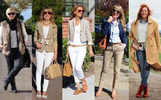 Красивая одежда для женщин после 40-50 лет