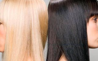 Как осветлить волосы в домашних условиях, без краски