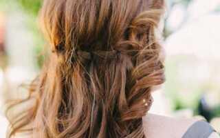 Как сделать волосы волнистыми без плойки и бигуди