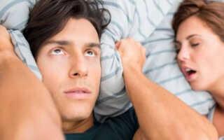 Как избавиться от храпа женщине в домашних условиях