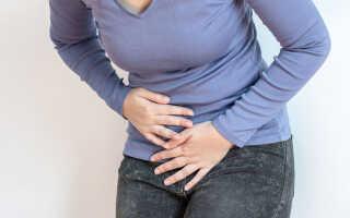 Боль в левом боку внизу живота у женщин