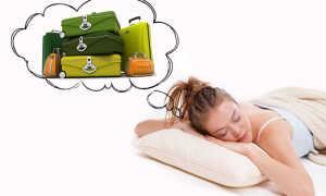 К чему снится чемодан, толкование по сонникам