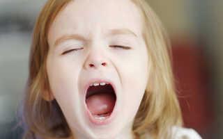 У ребёнка запах изо рта, причины, лечение