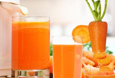 Сок моркови: полезные свойства и противопоказания