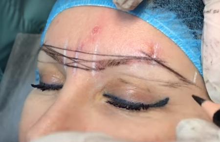 Как ухаживать за бровями после перманентного макияжа