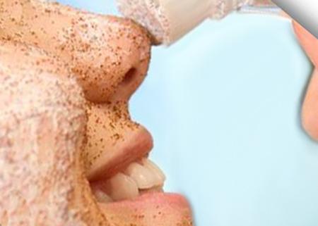 Как очистить кожу лица в домашних условиях от прыщей, чёрных точек