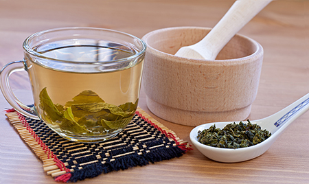 Польза зелёного чая для мужчины
