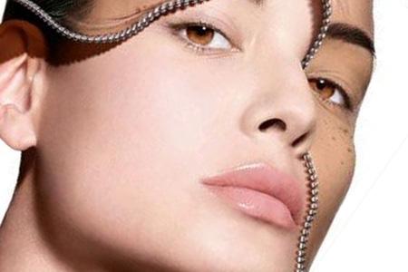 как отбелить кожу лица в домашних условиях быстро