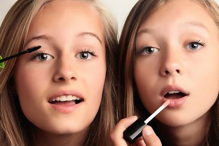 как понравиться мальчику в школе, макияж