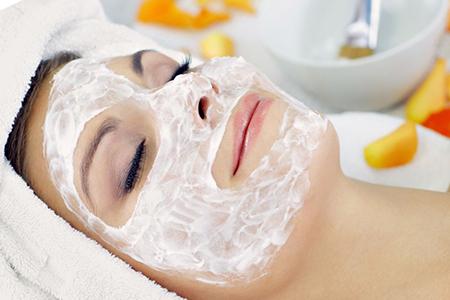 Питательная маска для лица, в домашних условиях, для сухой кожи