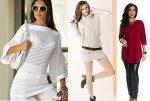 Что такое туника, с чем её одевать, фотографии