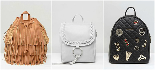 Модные рюкзаки 2018