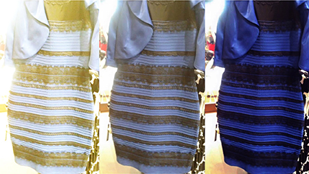 Платье в полоску, взорвавшее Интернет