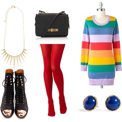 Туника - универсальная одежда