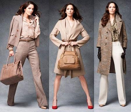 как стильно одеваться женщине после 40