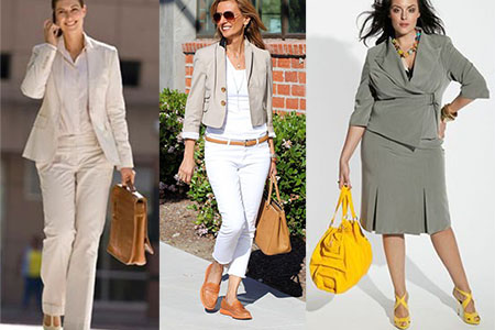 как стильно одеваться женщине в 40
