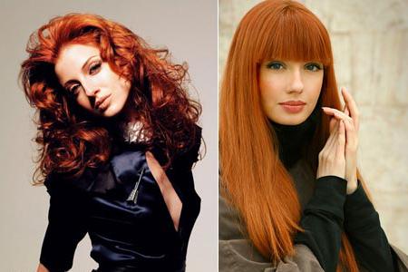 выбрать краску для волос и цвет