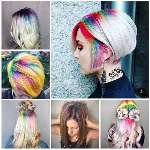 тенденции в окрашивании волос