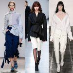 Какие блузки модные в 2018 году женские фото