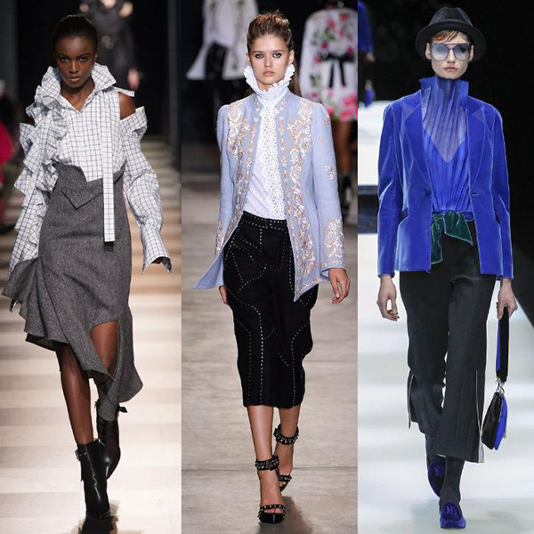 Какие блузки модные в 2018 году женские