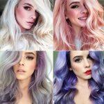 Модные тенденции в окрашивании волос 2018, фото