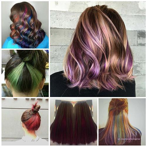 Модные тенденции в окрашивании волос