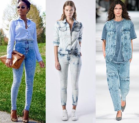 джинсы варёнки
