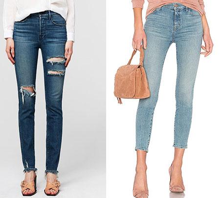 джинсы-скинни