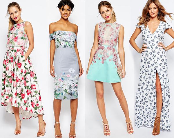 модные летние платья 2018 фото новинки