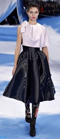 Модные тенденции юбки