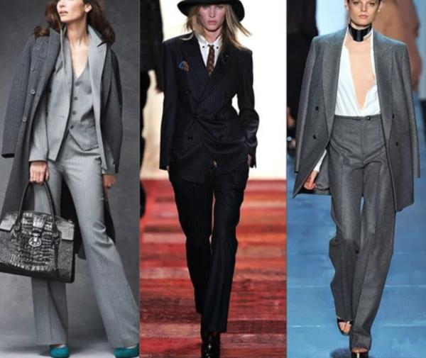 Модные женские брюки 2018 фото