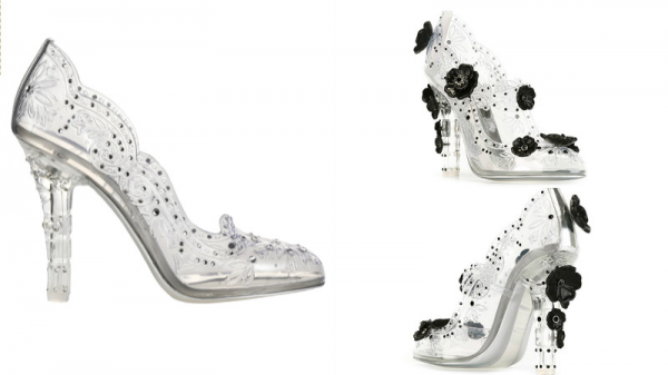 Туфли с искусственного материала