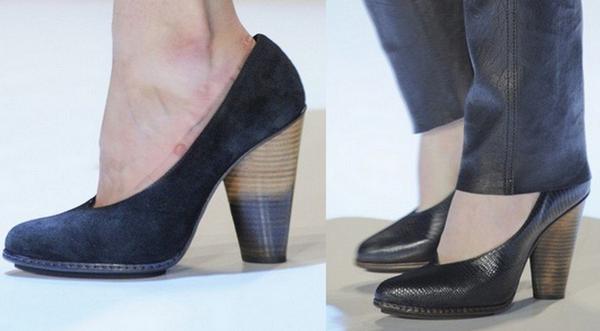 обувь на ковбойском каблуке