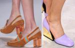 Модные туфли на 2018