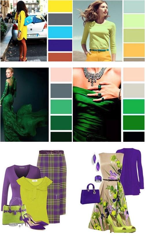 Какой цвет одежды в моде