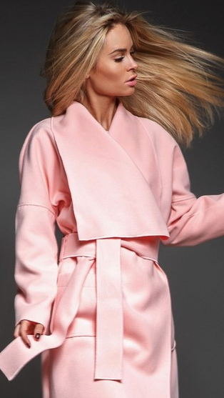 Модные тенденции пальто