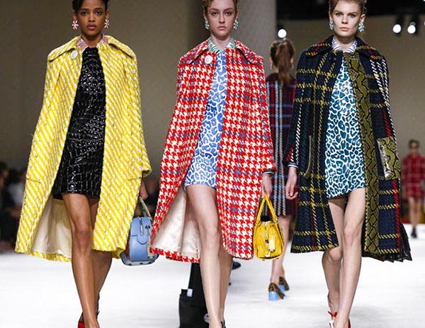 Модные тенденции пальто 2018 года