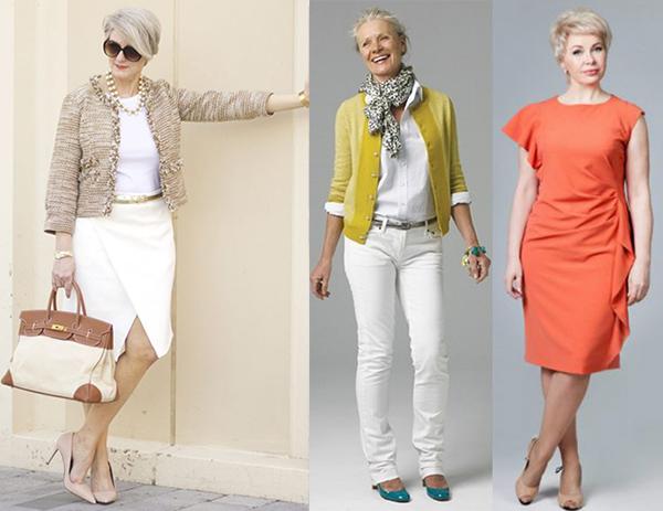 Красивая одежда для женщин после