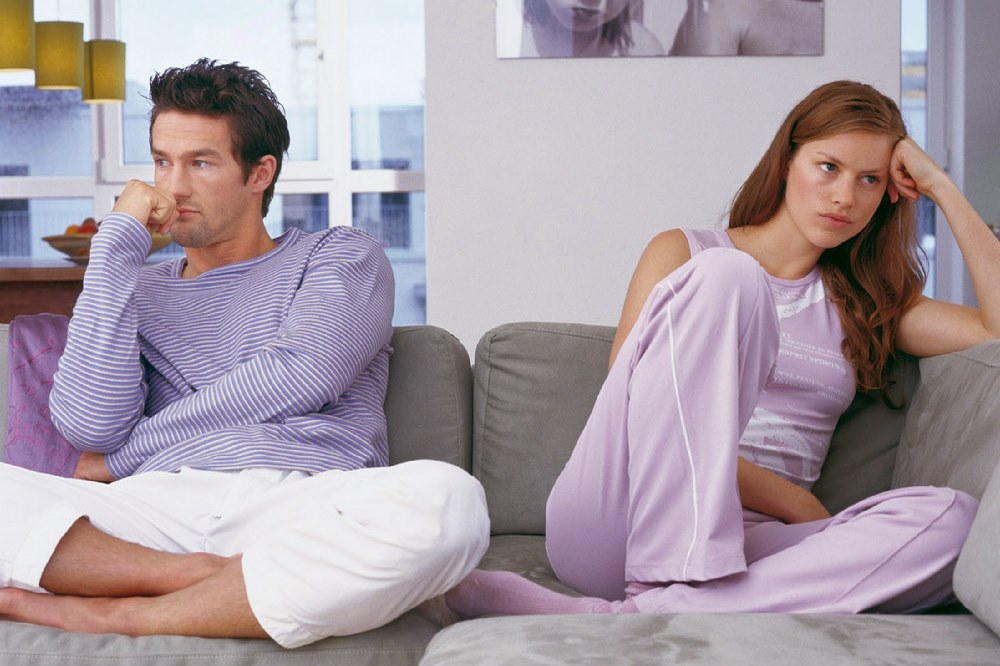 что делать если муж охладел