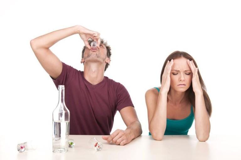 Что делать если муж пьёт