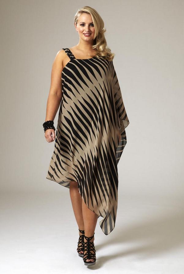Мода для полных женщин, базовый гардероб