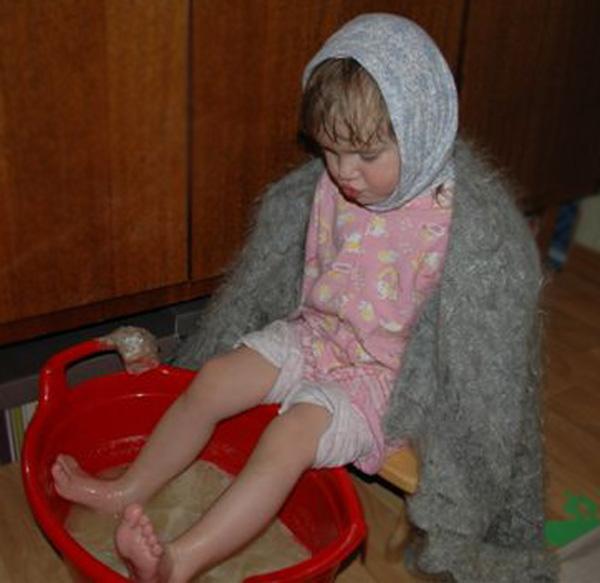 Начало кашля у ребёнка, чем лечить, советы