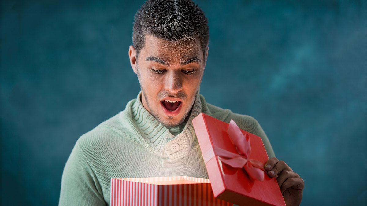 Идеи подарков мужчине на день рождения