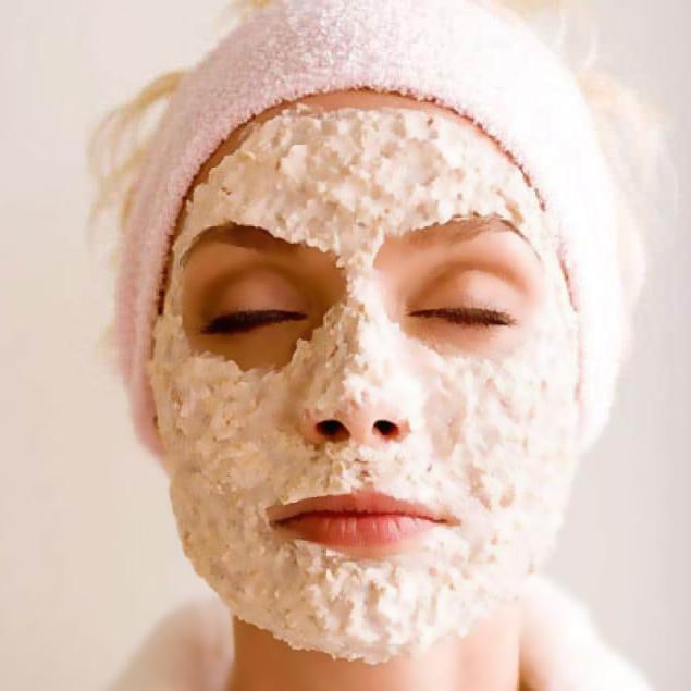 рисовая маска для лица в домашних условиях