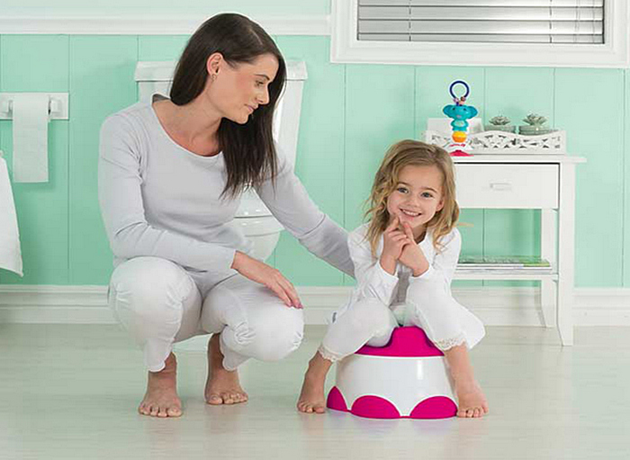 Как ребёнка приучить к горшку в 2 года