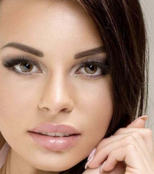 Как сделать макияж для карих глаз, в домашних условиях, фото пошагово
