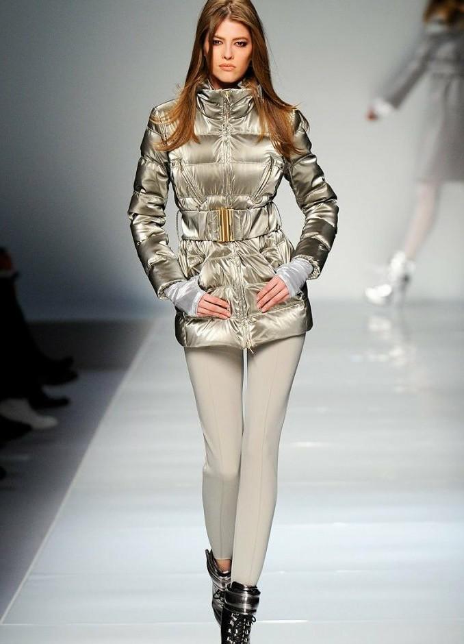Как модно одеваться зимой девушкам, советы